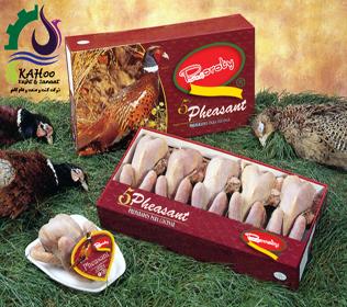 Pheasant Meat